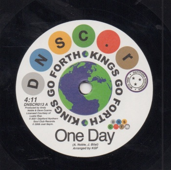 KINGS GO FORTH - ONE DAY