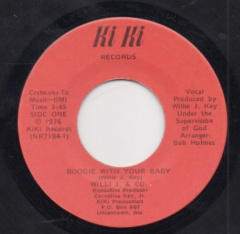 WILLI J. & CO - BOOGIE WITH YOUR BABY