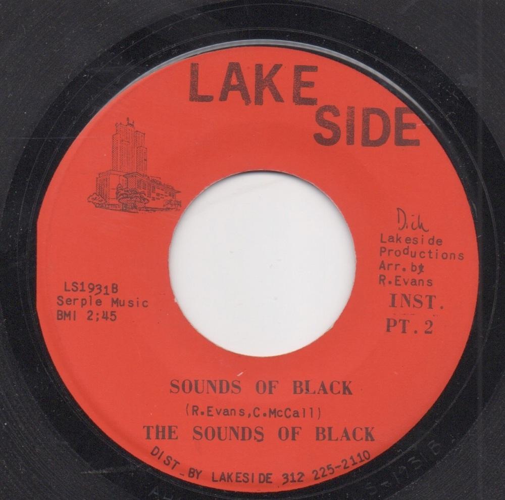 SOUNDS OF BLACK - THE SOUNDS OF BLACK (Instrumental)