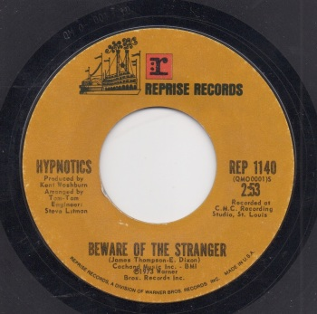 HYPNOTICS - BEWARE OF THE STRANGER