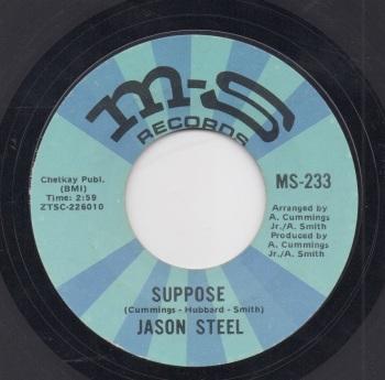 JASON STEEL - SUPPOSE