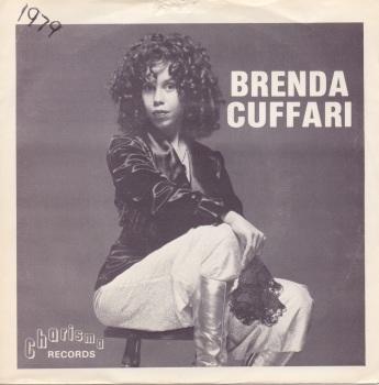 BRENDA CUFFARI - MY MUSIC SAYS IT ALL