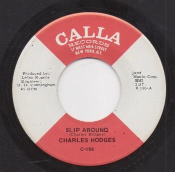 CHARLES HODGES - SLIP AROUND