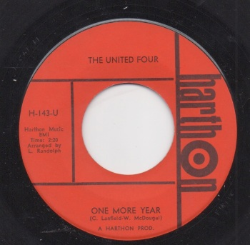 UNITED FOUR - ONE MORE YEAR