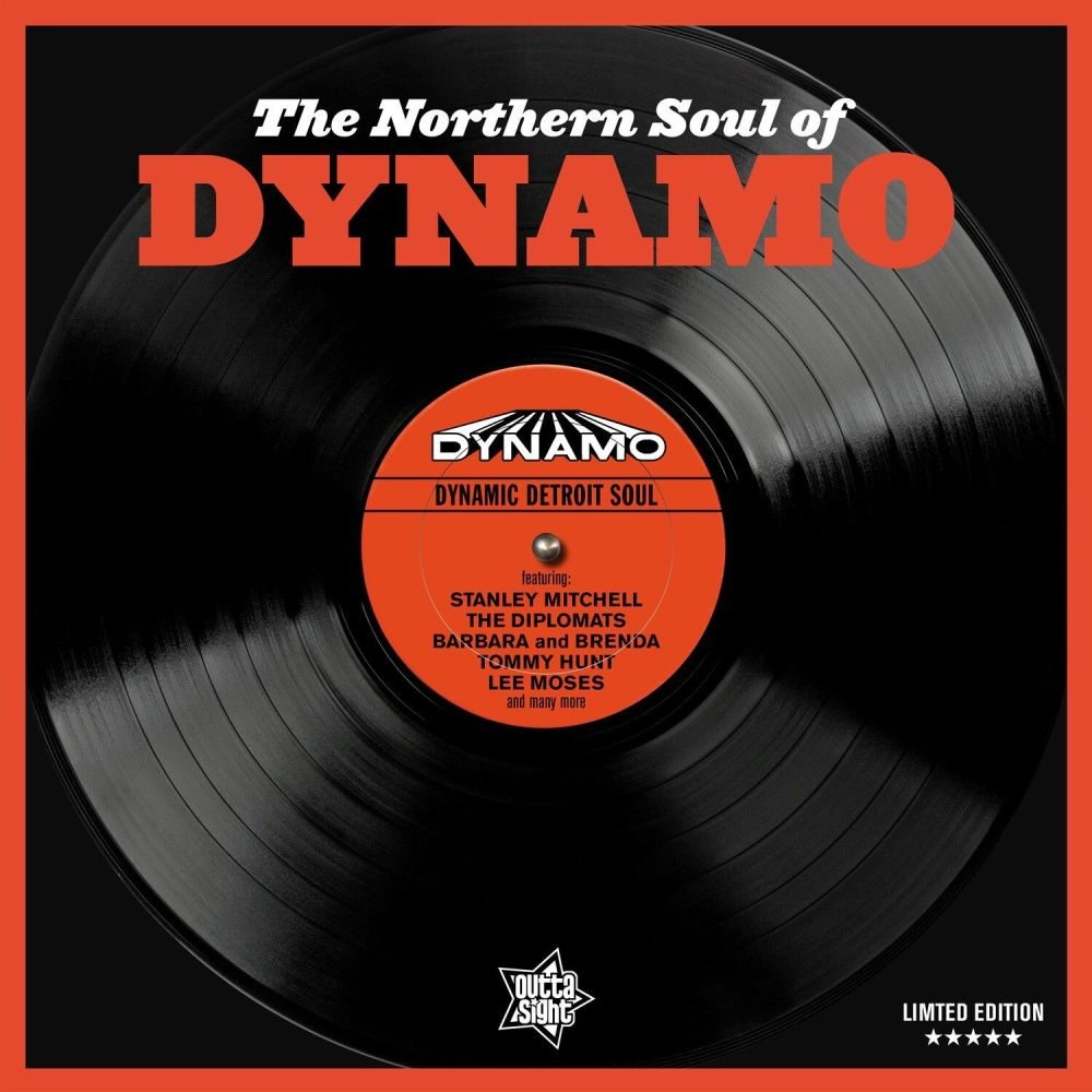 Various - The Northern Soul Of Dynamo