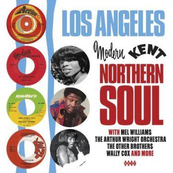 Various – Los Angeles Modern Kent Northern Soul
