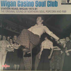 Various – Wigan Casino Soul Club
