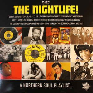 Various – The Nightlife! (A Northern Soul Playlist...)