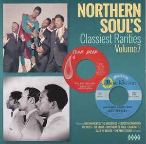 Various – Northern Soul's Classiest Rarities Volume 7