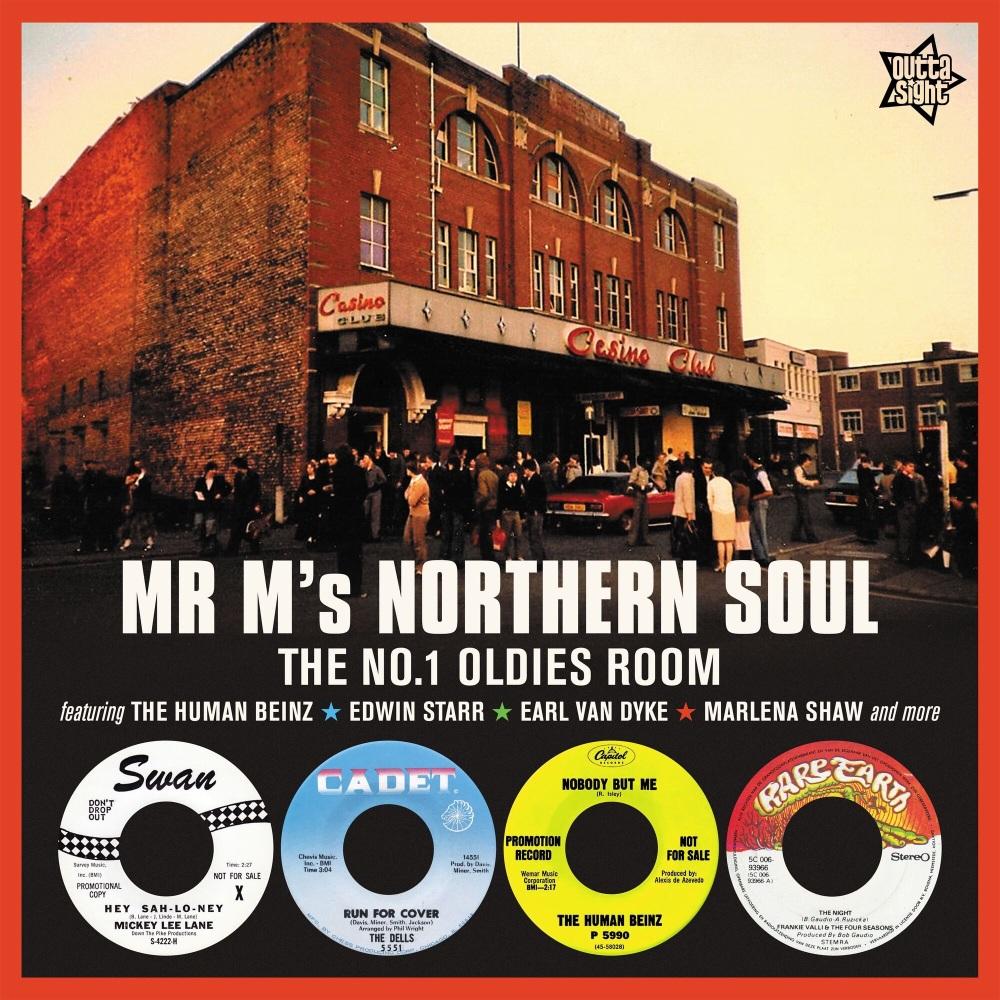 MR M's NORTHERN SOUL - THE #1 OLDIES ROOM