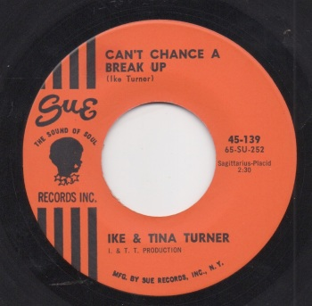 IKE & TINA TURNER - CAN'T CHANCE A BREAK UP