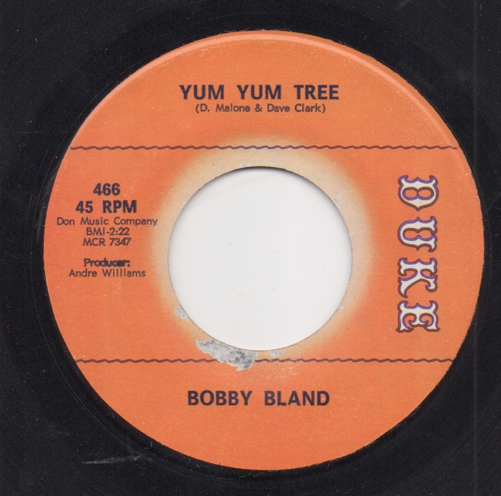 BOBBY BLAND - YUM YUM TREE