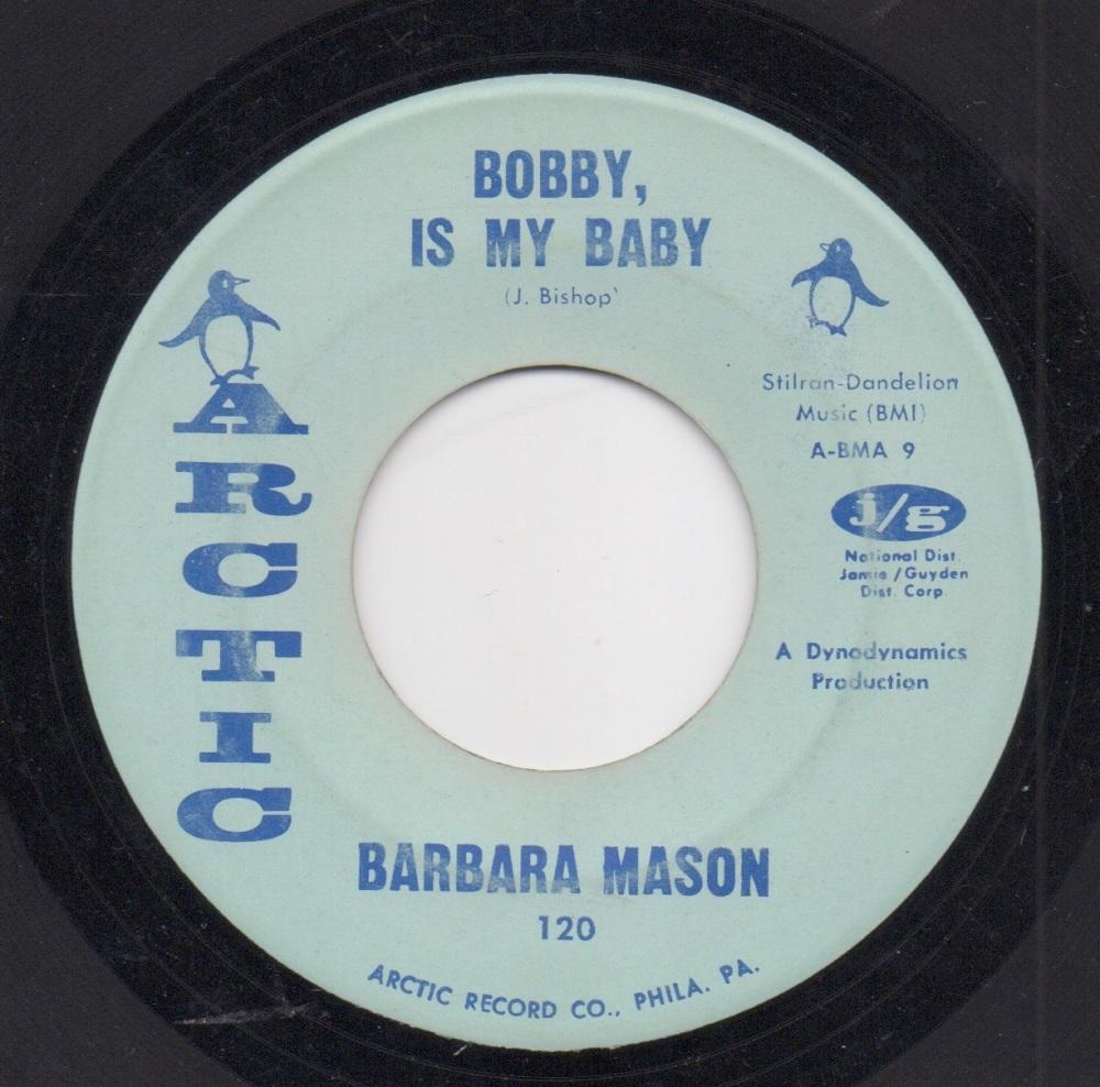 BARBARA MASON - BOBBY, IS MY BABY