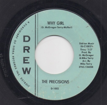 PRECISIONS - WHY GIRL