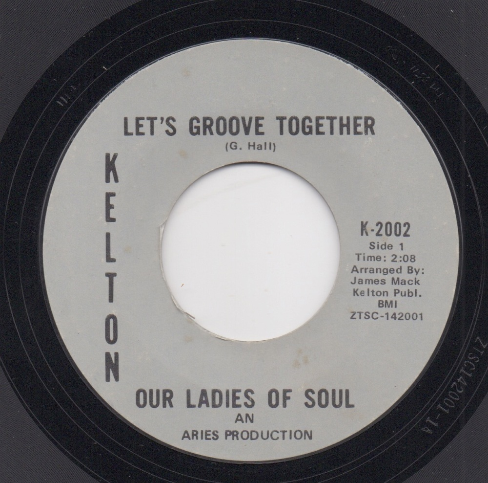 OUR LADIES OF SOUL - LET'S GROOVE TOGETHER