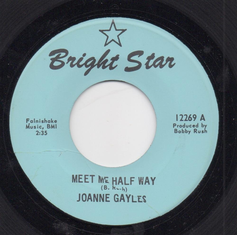JOANNE GAYLES - MEET ME HALF WAY