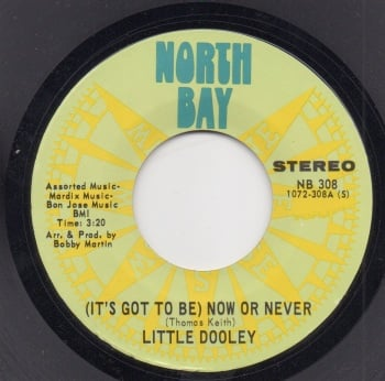 LITTLE DOOLEY - (IT'S GOT TO BE) NOW OR NEVER