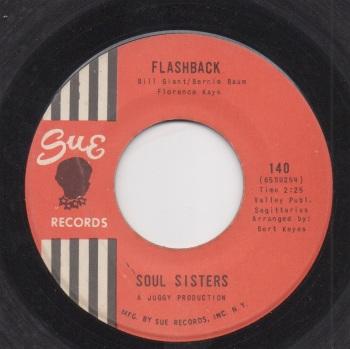 SOUL SISTERS - FLASHBACK