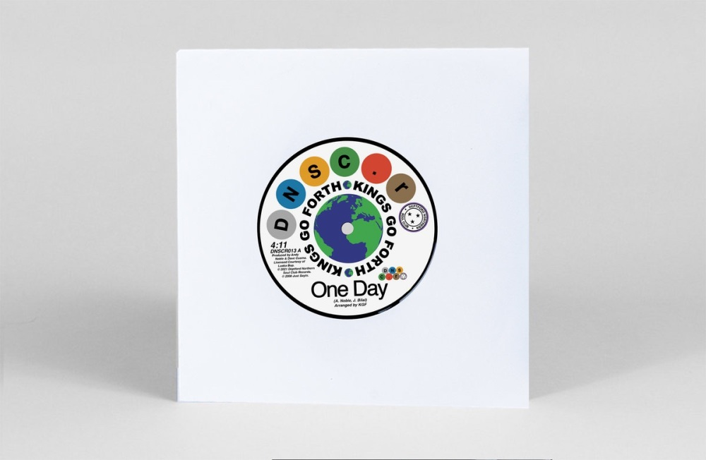 KINGS GO FORTH / WILLIE TEE - ONE DAY / FIRST TASTE OF HURT