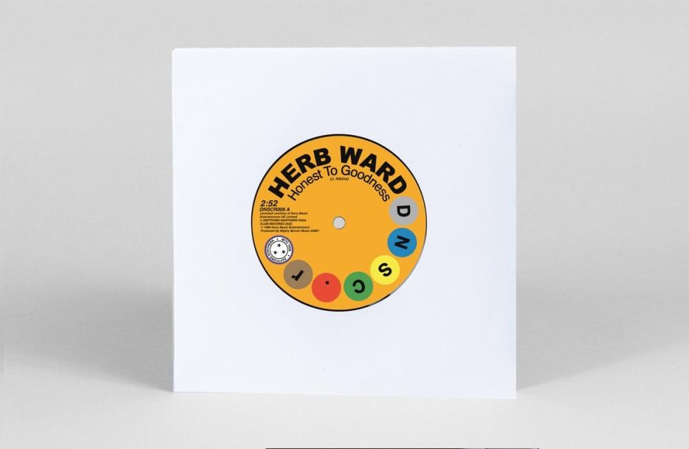 HERB WARD / BOB BRADY & THE CON CHORDS - HONEST TO GOODNESS / EVERYBODY'S G