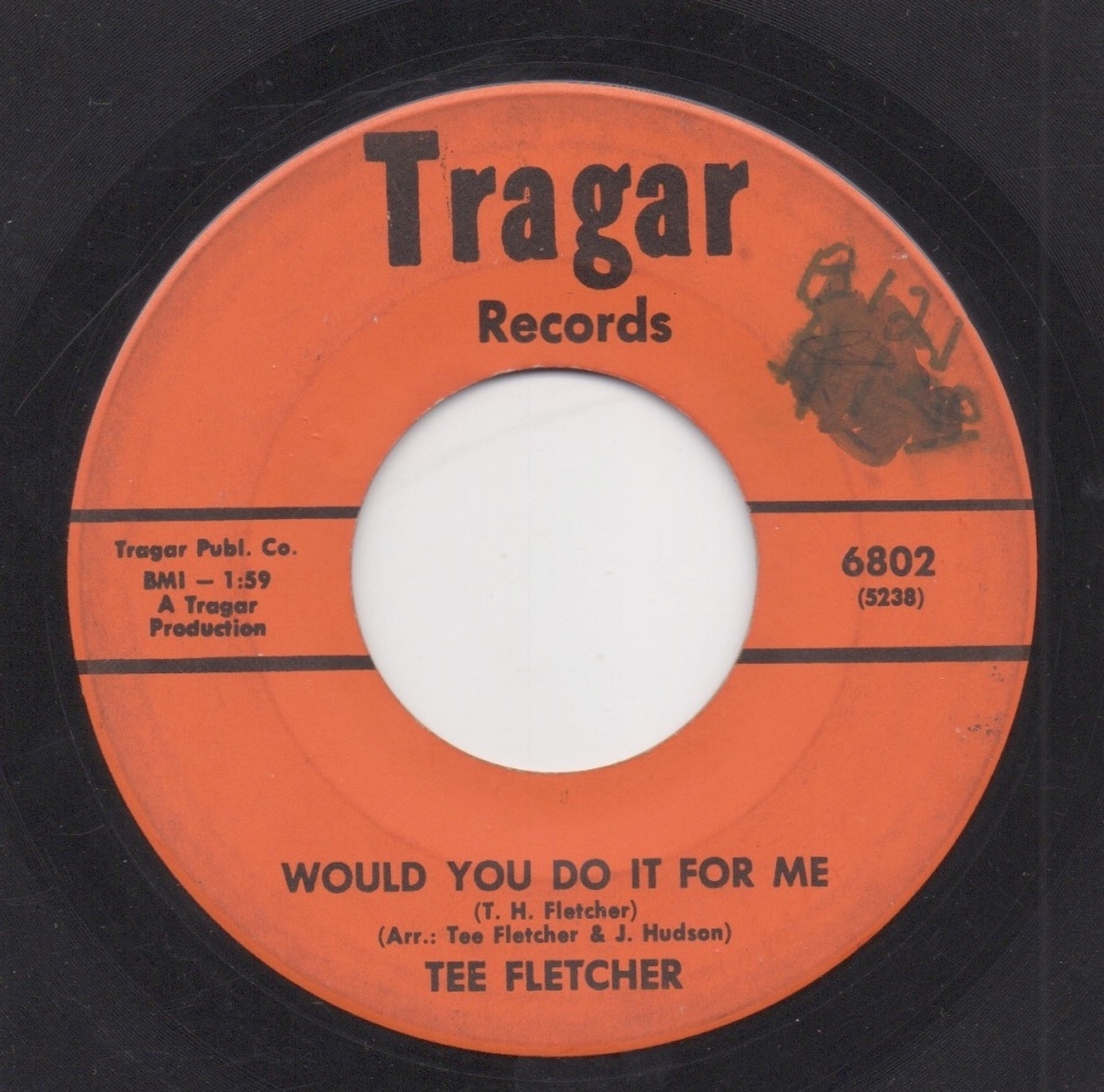 TEE FLECTHER - WOULD YOU DO IT FOR ME