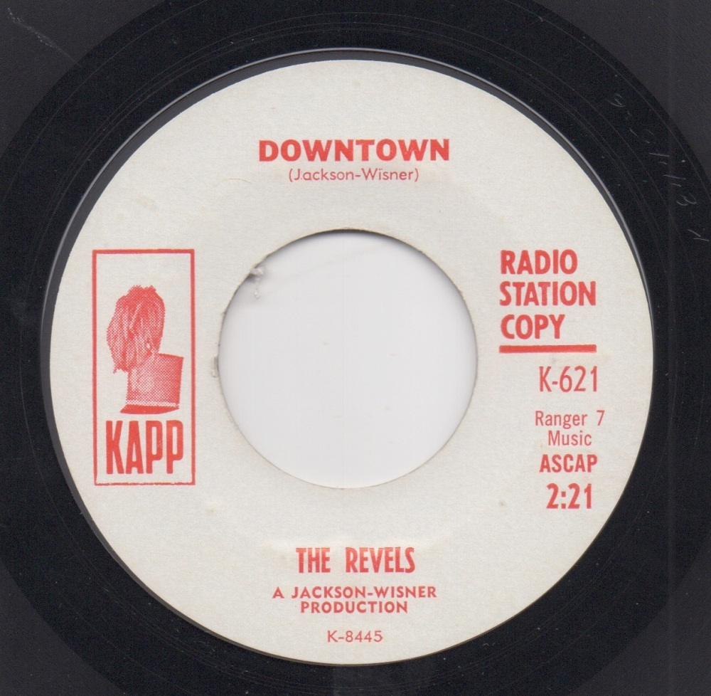 REVELS - DOWNTOWN