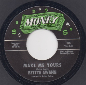 BETTYE SWANN - MAKE ME YOURS