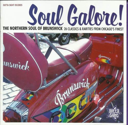 SOUL GALORE - The Northern Soul Of Brunswick