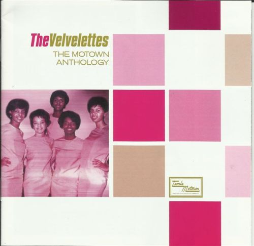 Velvelettes - The Motown Anthology