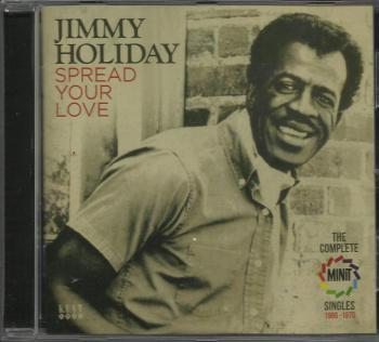 Jimmy Holiday - Spread Your Love