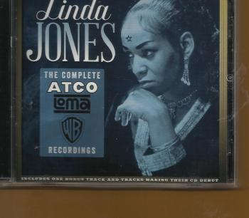 Linda Jones - The Complete Atco, Loma & WB Recordings