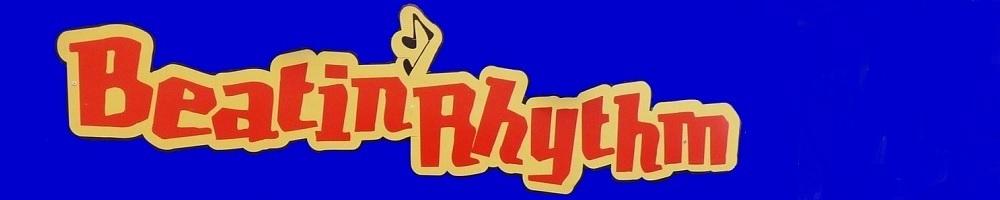 Beatin' Rhythm, site logo.