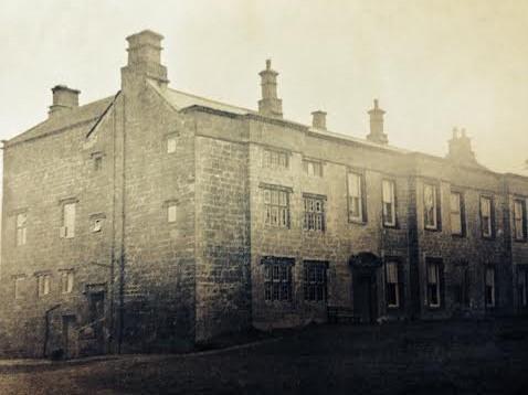 Hayton castle