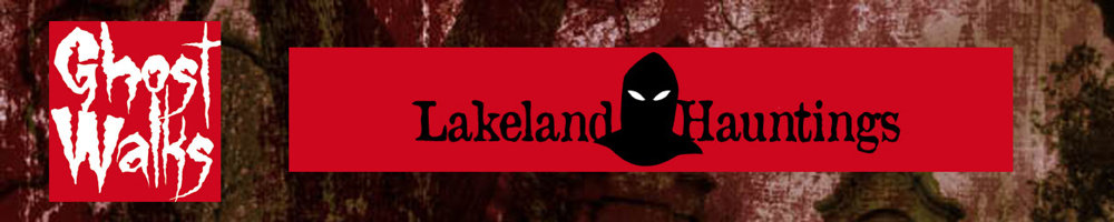 Lakeland Hauntings, site logo.
