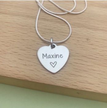 Girls Name Necklace