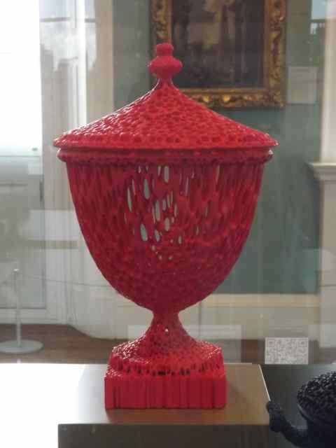 3D printed Tureen