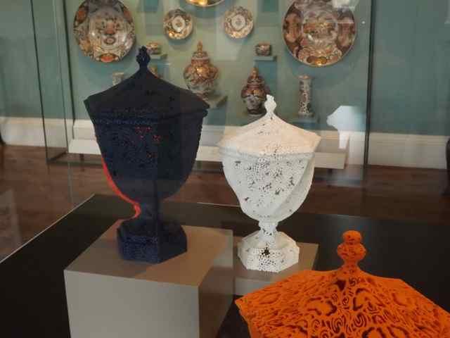 3D printed pots