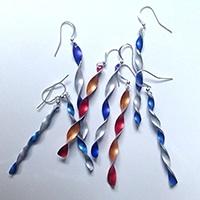 xmas earrings for blog