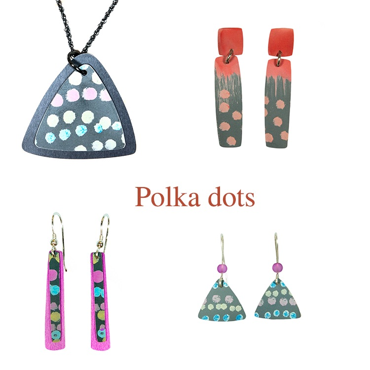 Polka Dots by Anita Peach