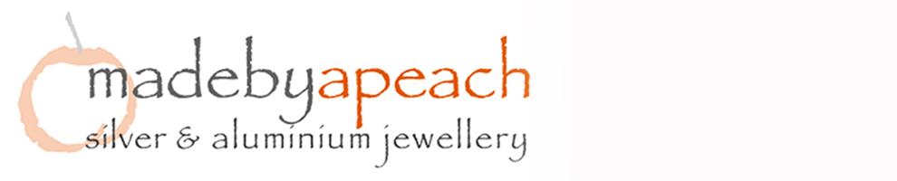 madebyapeach.com, site logo.