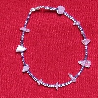 Sparkly Anklets