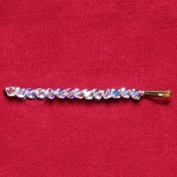 Angelina - Swarovski Crystal Hair Grip