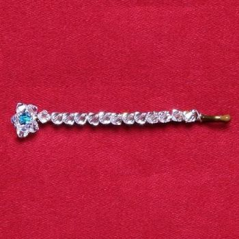 Belinda - Swarovski Crystal Hair Grip