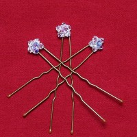 Stella - Swarovski Crystal Hair Pin