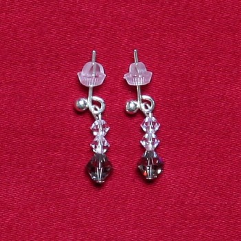 Maria - Swarovski Crystal Earrings