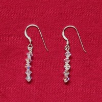 Anna - Swarovski Crystal Earrings