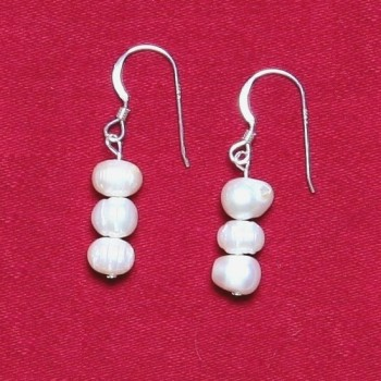 Arabella - Freshwater Pearl Earrings