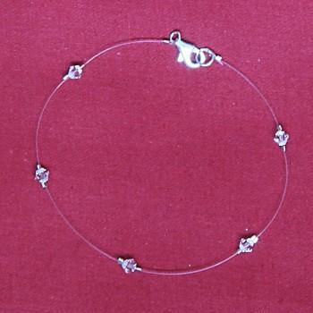 Caterina - Swarovski Crystal Illusion Bracelet