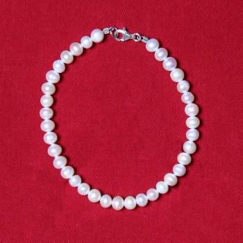 Rosabella - Freshwater Pearl Bracelet