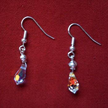 Roberta - Swarovski Crystal Earrings